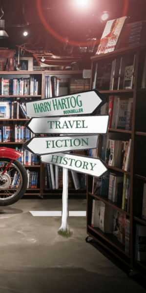 Harry Hartog Travel Fiction History