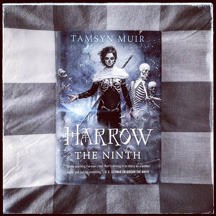 Tamsyn muir - Hrrow the ninth