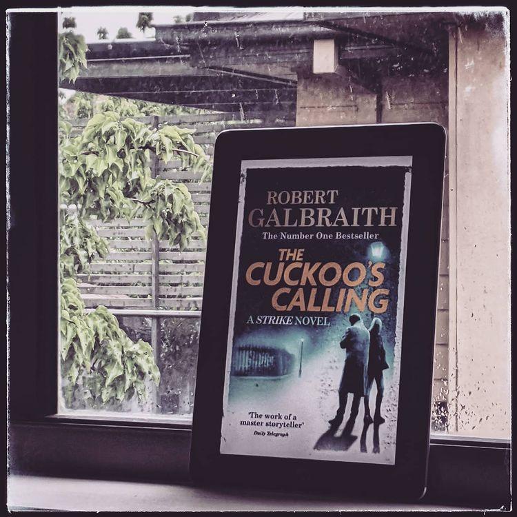 Robert Galbraith- the cuckoo's calling