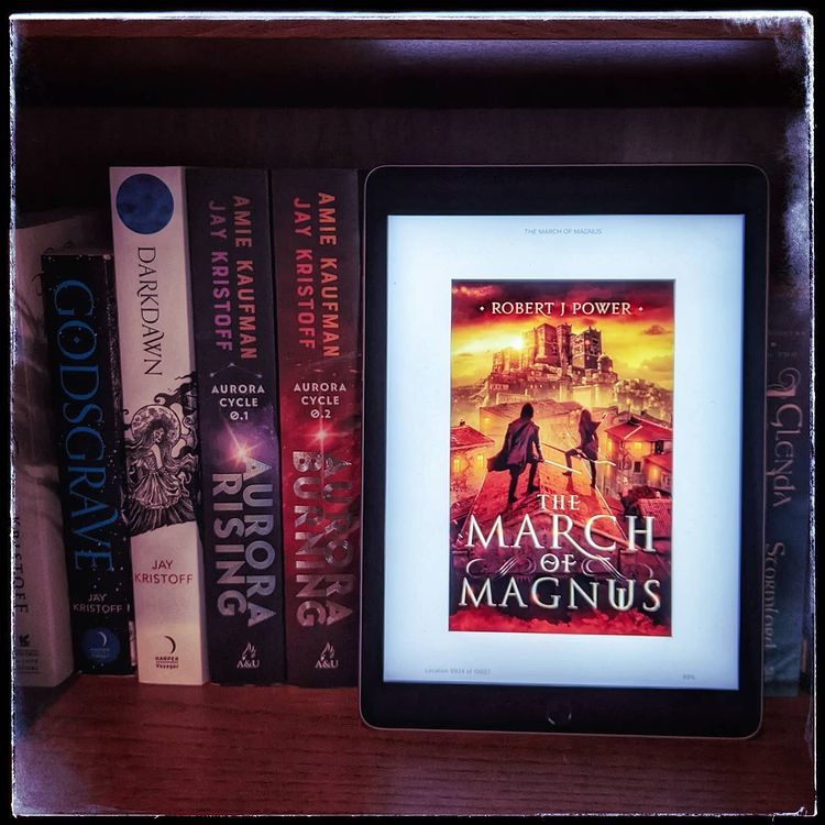 The March of Magnus By Robert J Power