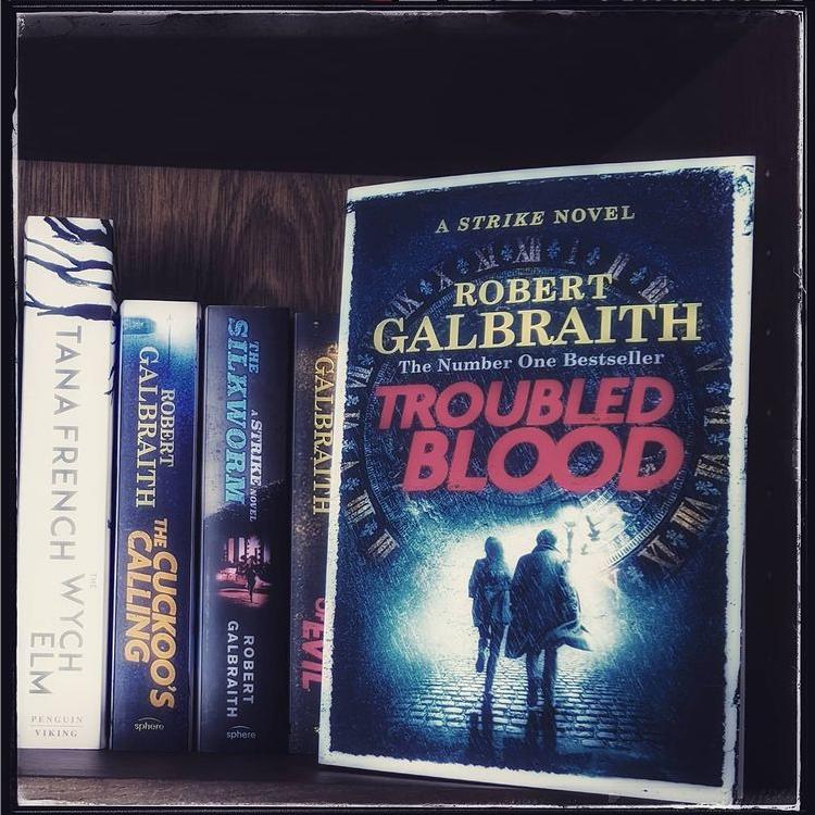 Robert Galbrath- Troubled Blood
