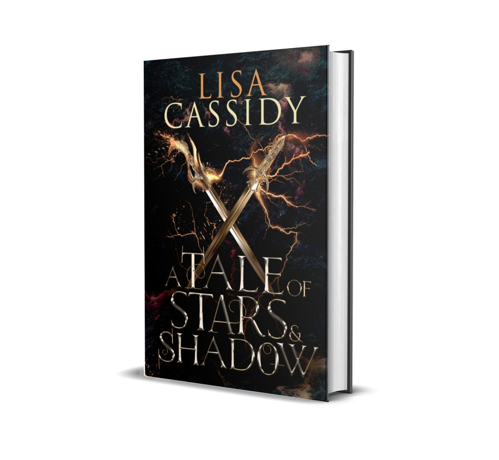 Tale of stars and shadow by Lisa Cassidy