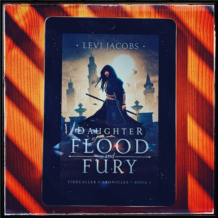 Levi Jacobs- Daughter of flood and fury