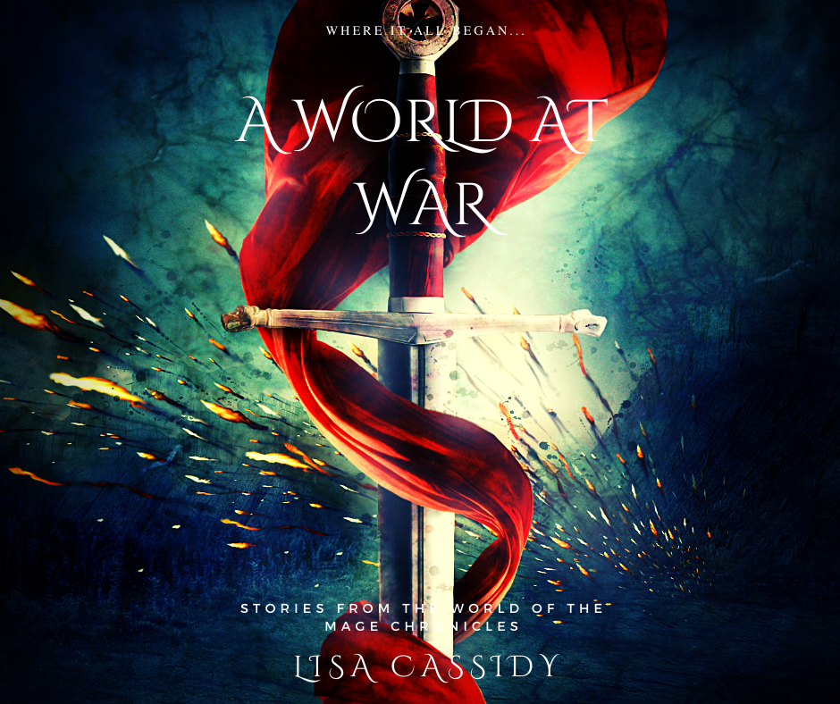 A world at war free ebook by Lisa Cassidy