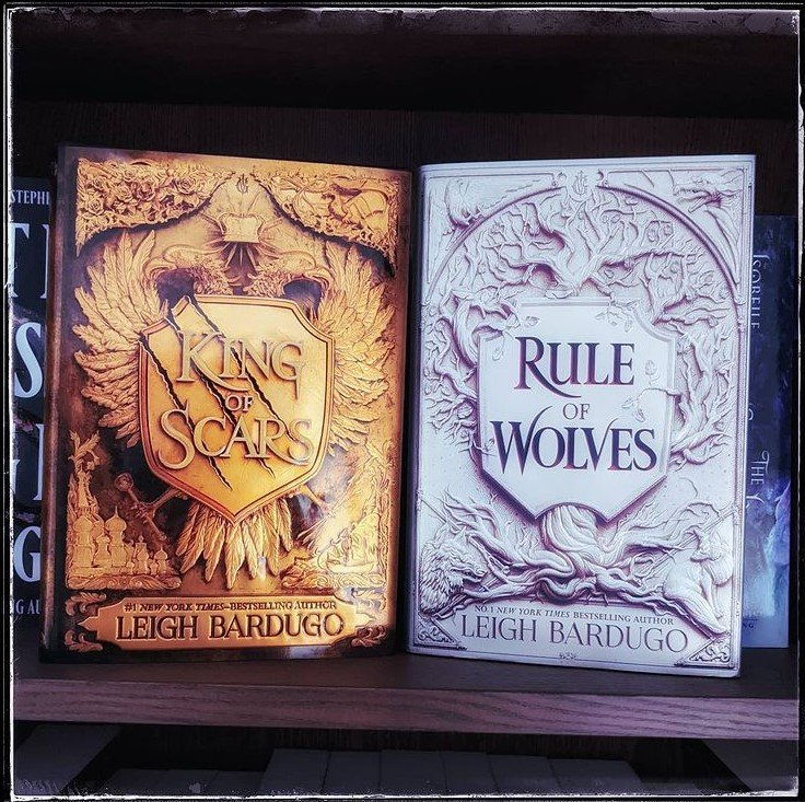 Leigh bardugo Books
