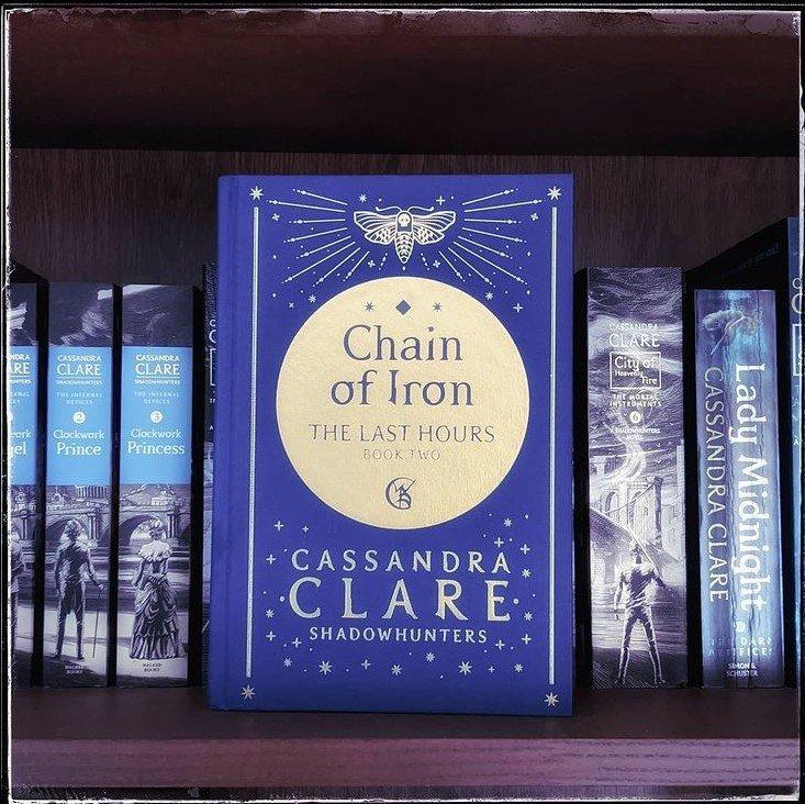 Chain of Iron – 3 stars
