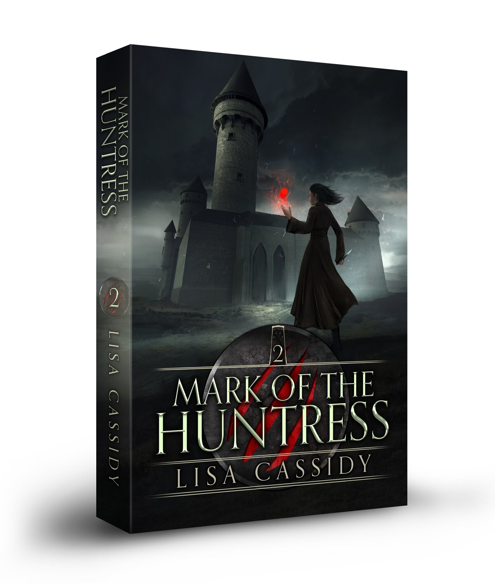 Mark of the Huntress cover