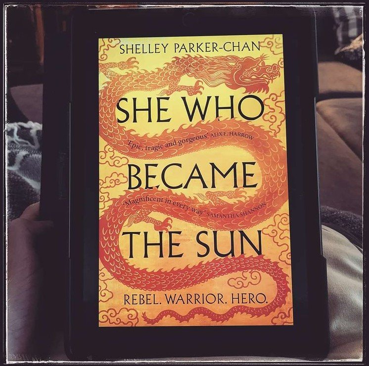 She Who Became the Sun – 3 stars
